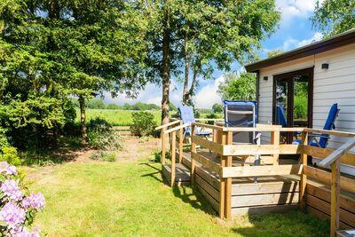 Magnifique chalet situé à Garderen, à la lisière de la forêt de la Veluwe !