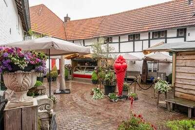 Maison de vacances accueillante à Voerendaal avec jardin