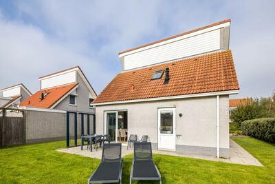 Villa individuelle de 4 chambres, à 1 km. de la mer