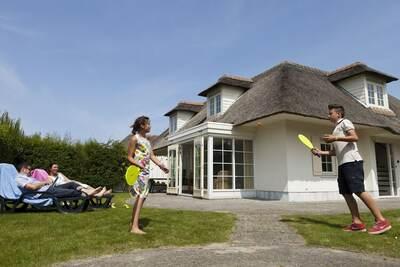 Villa rénovée avec sauna, dans le confortable Domburg