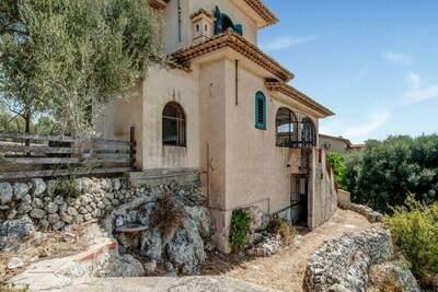 Maison de vacances agréable à Noto avec terrasse dans une réserve naturelle