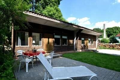 Maison de vacances pittoresque à Elbingerode avec jardin privé