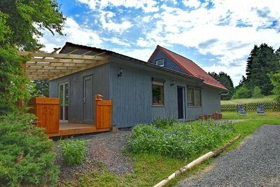 Maison de vacances spacieuse à Hasselfelde avec terrasse privée