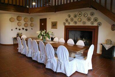 Maison de vacances isolée à Sanfatucchio avec piscine privée