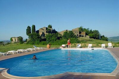 Appartement dans un joli agriturismo dans les collines Toscanes