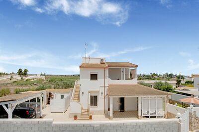 Maison de vacances paradisiaque à Reitani près de la mer
