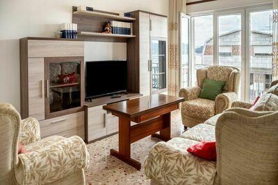 Maison de vacances simpliste à Combarro avec vue sur la mer
