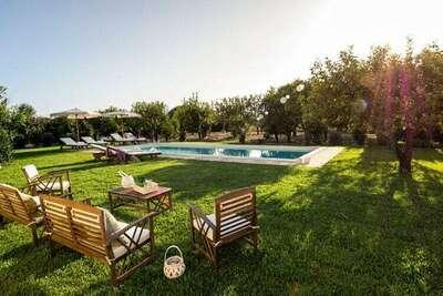 Maison de vacances de rêve à Syracuse avec piscine privée