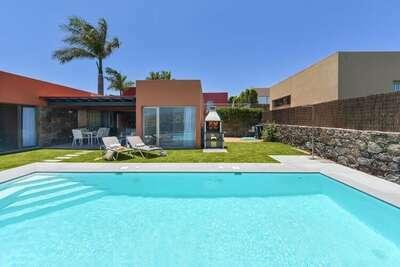 Villa dans le complexe résidentiel exclusif des Salobre Golf Resorts