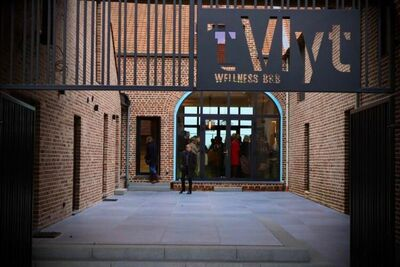 t Vlyt - wellness groepsaccommodatie, Location Maison à Vlijtingen, Riemst - Photo 6 / 38