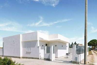 Élégante maison de vacances à Locogrande avec jardin