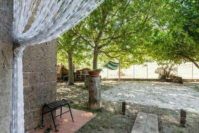 Ferme authentique avec jardin et jacuzzi à Sorano.