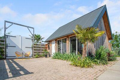 Maison de vacances confortable à Wolphaartsdijk près du lac