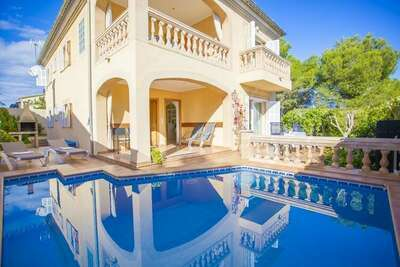 CA NA CARAGOLA - Villa pour 6 personnes à Son Serra de Marina.