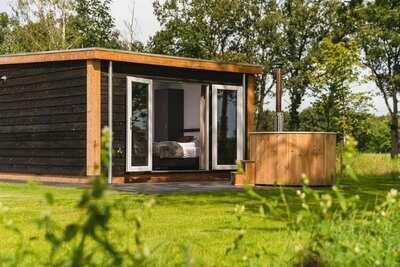 Chalet bien-être avec sauna, sur le Sallandse Heuvelrug