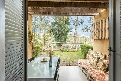 Belle maison de vacances à Vera avec piscine commune