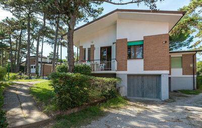 Villa Alex 1, Maison 7 personnes à Lignano Pineta (UD)