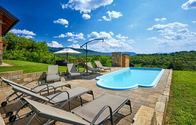 Maison 6 personnes à Kraljev Vrh