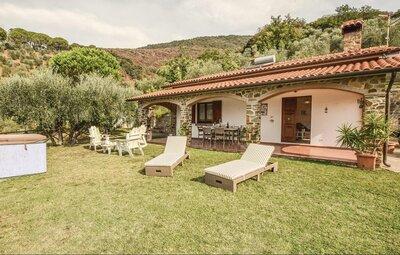 Villa Maia, Maison 8 personnes à Scarlino  GR