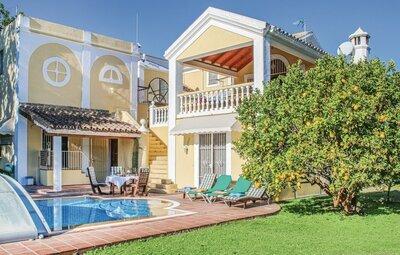 Maison 13 personnes à Marbella