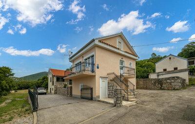 Maison 4 personnes à Klenovica