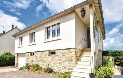 Maison 6 personnes à Grandcamp Maisy