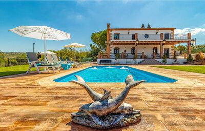 Villa Mora, Maison 10 personnes à Ronda