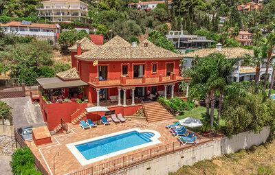 Maison 12 personnes à Marbella
