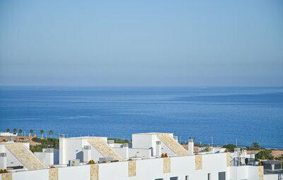 Monte y Mar, Maison 4 personnes à Gran Alacant