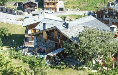 Maison 6 personnes à Montvalezan