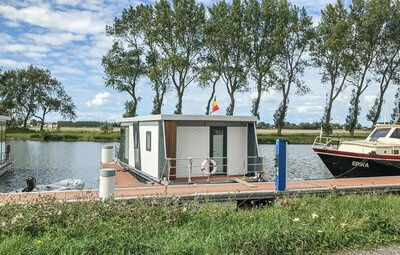 Houseboat Bertan, Bateau 4 personnes à Nieuwpoort