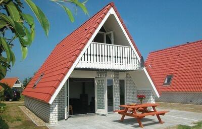 De Wierdijk, Maison 4 personnes à Den Oever