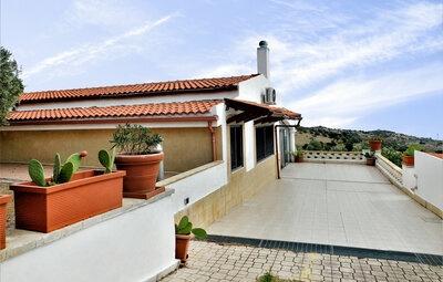 Villa Introcaso, Maison 4 personnes à Montegiordano