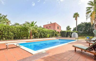 Villa Favolosa, Maison 9 personnes à Castelvetrano