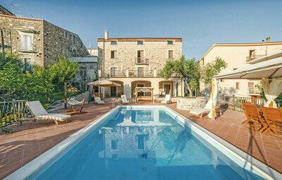 La Villa del Sole, Maison 14 personnes à Vibonati  SA