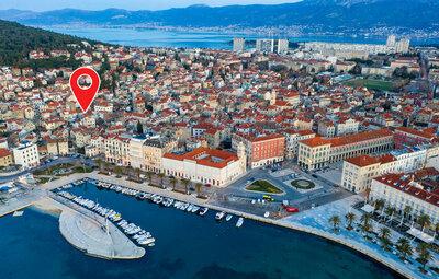 Maison 8 personnes à Split