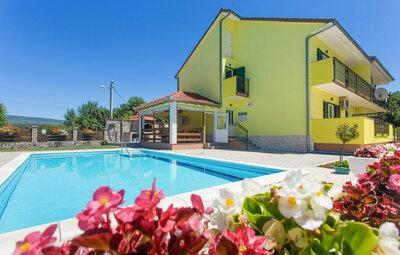 Maison 6 personnes à Hrvace
