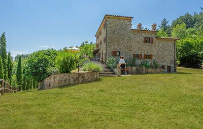 Il Casale del Mulino, Maison 8 personnes à Talla AR