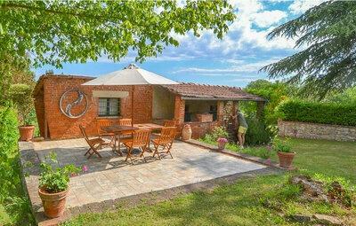 Maison 5 personnes à Civitella V. di Chiana