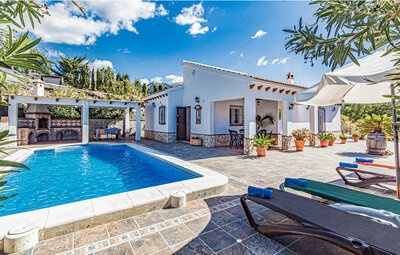 Maison 6 personnes à Canillas de Albaida