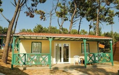 Maison 6 personnes à St Hilaire de Riez