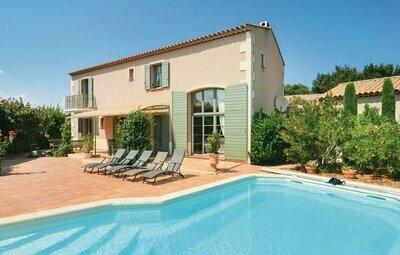 Maison 8 personnes à Saint Remy de Provence