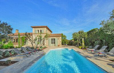 L'Amandier, Maison 6 personnes à Saint Rémy de Provence