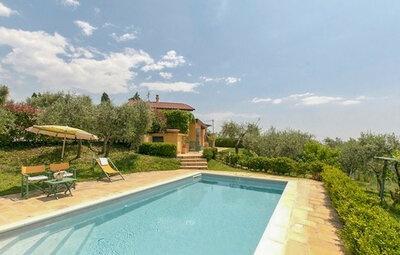 Villa al Campisano, Maison 8 personnes à Corsanico