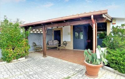 Maison 4 personnes à Montegiordano