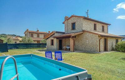 Maison 6 personnes à Volterra