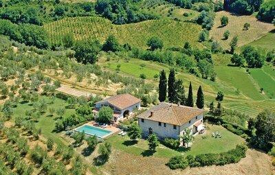 Borgo Basso, Maison 14 personnes à Barberino Val d'Elsa