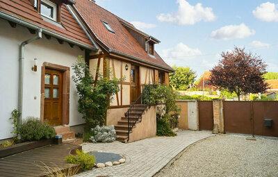 Maison 4 personnes à Odratzheim