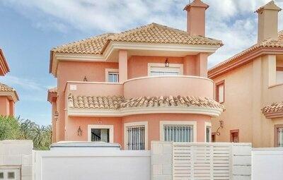 Maison 6 personnes à Cartagena