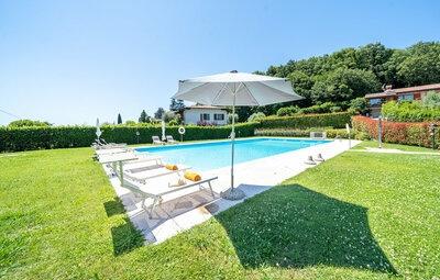 Maison 10 personnes à Padenghe sul Garda